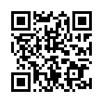 歌声合成サイト「くりくり倶楽部」リンクQRコード