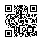 PetaMapモバイルリンクQRコード